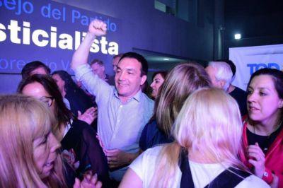 Con más del 50% de los votos, Watson fue reelecto en Florencio Varela