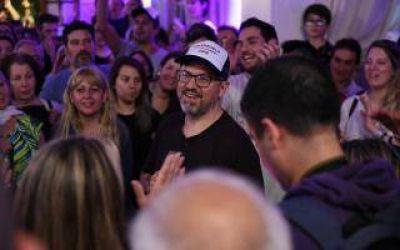A Diego Valenzuela le sirvió el corte de boleta y logró dar vuelta la elección en Tres de Febrero