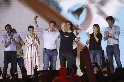Un triunfo aplastante proyecta a Larreta como el referente nacional de la oposición