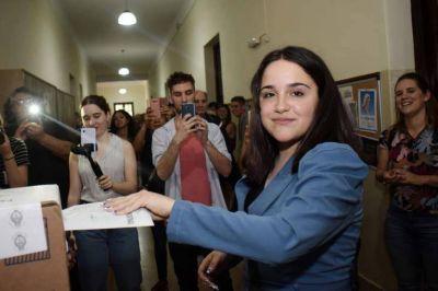 Con Ofelia, la Ciudad tendrá a la legisladora más joven de la región
