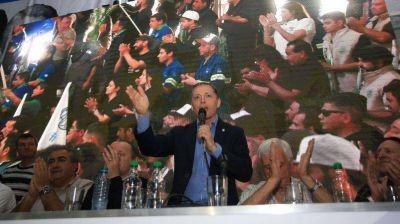 En Echeverría, Gray obtuvo la reelección con un abultado triunfo