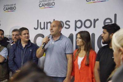 """Molina: """"Entregaremos un municipio ordenado"""""""