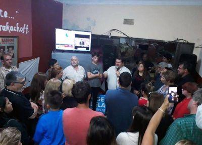 Nedela felicitó al intendente electo