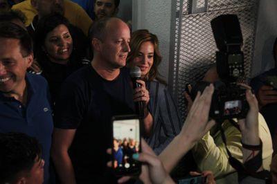 Martín arrasó en Lomas con casi el 60% de los votos