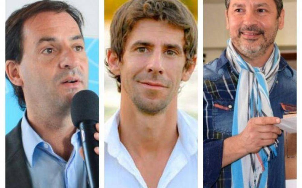 En la Primera sección, tres intendentes del peronismo se disputan el récord de votos