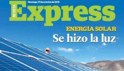 Un Parque Solar en Antofagasta de la Sierra