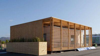 Casas que animan una vida sustentable