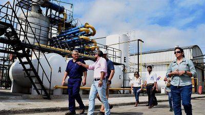 Empresa presentó resultados de monitoreo de aire, suelo y aguas subterráneas