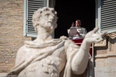 """El Papa Francisco:  """"No hay una cultura pura, que purifica las demás"""""""