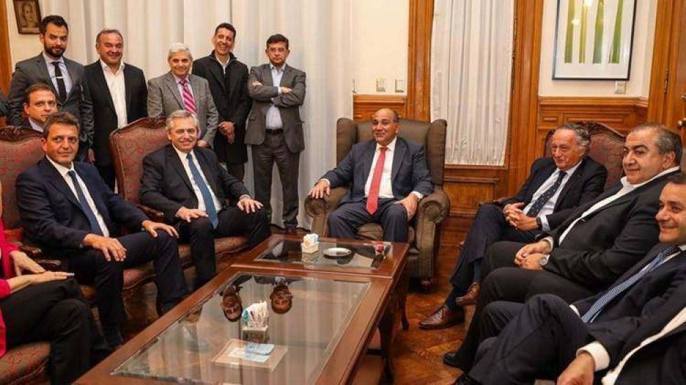 Cumbre de Alberto Fernández en Tucumán con gobernadores, sindicalistas y empresarios