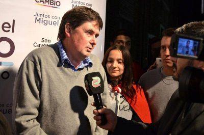 San Cayetano: Ganó Gargaglione y gobernará por cuarta vez consecutiva