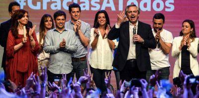 Elecciones 2019: las heridas en el PJ tras el 27-0, la otra transición que espera a Alberto Fernández