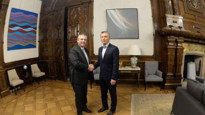 Frigerio, el hombre clave en la transición entre Macri y Alberto