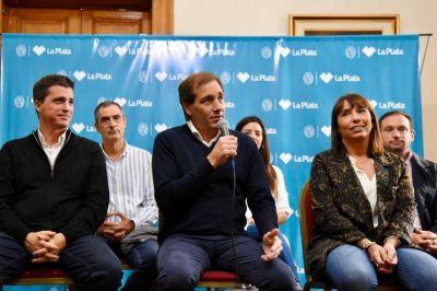 Tras la contundente victoria, Garro aseguró que va a ir a pedir apoyo a Nación para las obras de cloacas