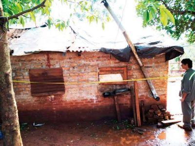 Ascienden a 65 las casas afectadas por el temporal