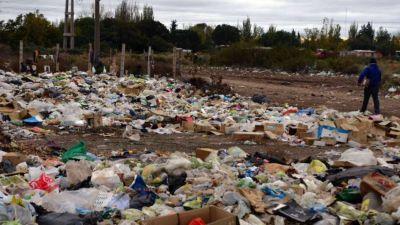 La basura y la obra que se necesita