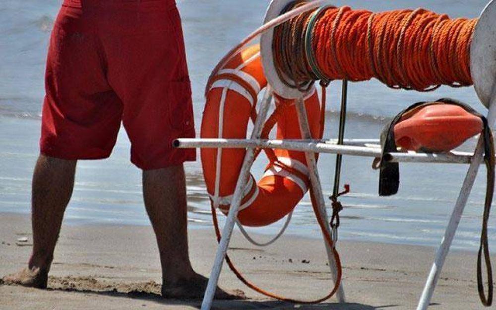 La Mutual de Guardavidas reclama que 71 trabajadores sean tenidos en cuenta para la temporada de verano