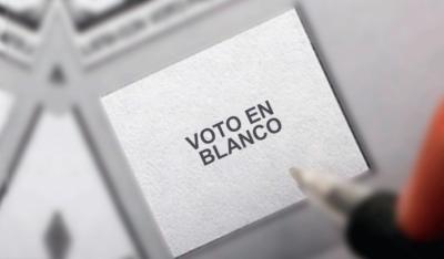 El voto en blanco salió tercero en Necochea