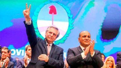 Alberto Fernández comienza a armar su red de contención y busca apoyo en los gobernadores