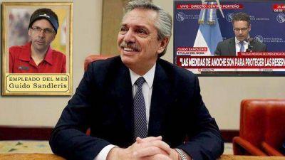 Cepo, baja de tasas y desarme de Leliq: cómo Sandleris terminó adoptando la agenda de Alberto