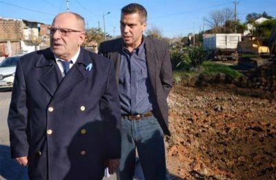 Pablo Simoni renuncio a la presidencia del Emvial, donde asumirá Eduardo Leitao