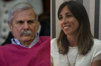 Daniel Rodríguez y Virginia Sivori, los concejales kirchneristas con más asesores políticos