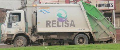 Podría peligrar la prestación del servicio de recolección de residuos