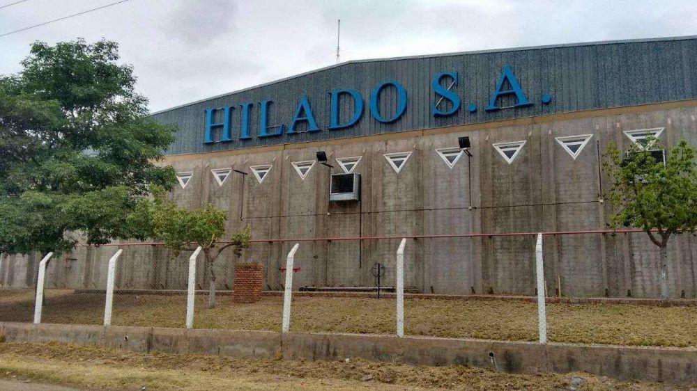Anuncian la reapertura de Hilados I, planta que había cerrado por la crisis en marzo de este año