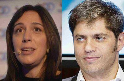 Vidal y Kicillof mantendrán su primer encuentro para iniciar la transición
