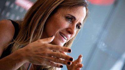"""Victoria Tolosa Paz: """"En La Plata lo que falló fue el escenario de una gran ola del Frente de Todos"""""""