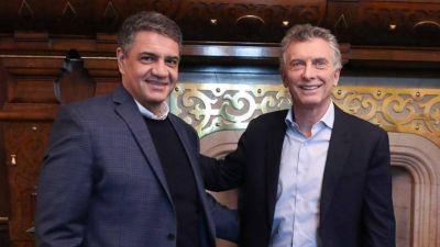 La tensión de la Rosada con Vidal detrás de la foto de los Macri