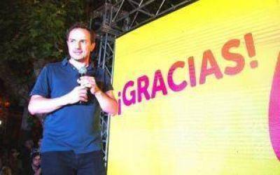 Campana: El reelecto intendente Abella evaluó su triunfo y habló de generar nuevos lazos con Provincia y Nación