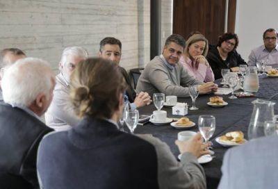Se reunió la Mesa de Gestión Ambiental Permanente en Vicente López