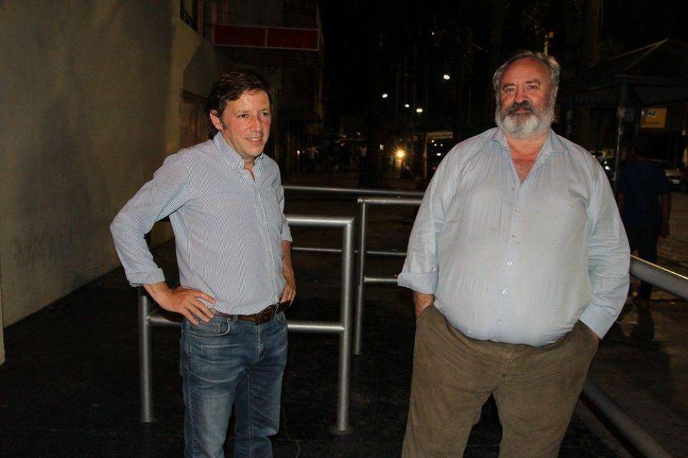"""""""Alberto Fernández me conoce como político y como amigo"""""""