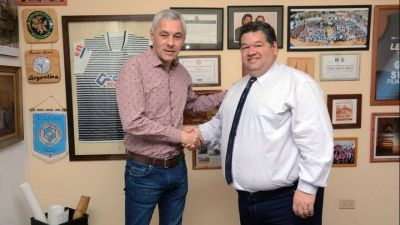 Comenzó la transición en Berisso: Nedela recibió al intendente electo Fabián Cagliardi