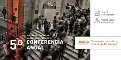 Consultores políticos analizarán públicamente cómo será el nuevo gobierno de los Fernández
