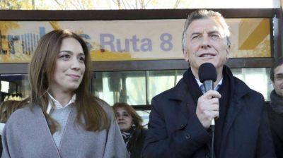 Macri y Vidal se reunieron tras la derrota, en medio de la discusión por el futuro