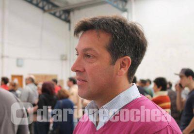 """Rojas: """"Los funcionarios serán presentados en diciembre"""""""