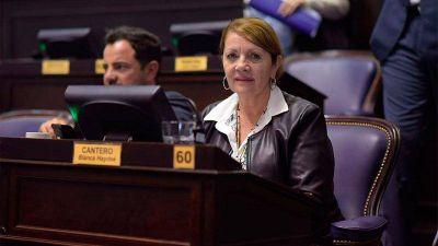 Obras para evitar inundaciones, cloacas y salud, las prioridades para Cantero