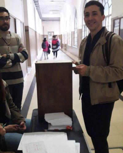 El kirchnerismo también ganó uno de los centros de estudiantes más importantes de Necochea