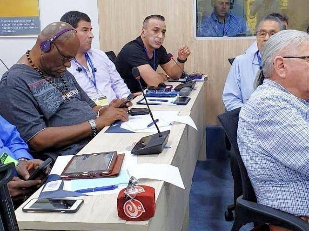 Fuerte apoyo internacional contra la precariedad laboral que atraviesa ASiMM