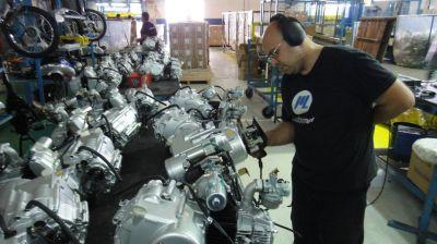 Motomel San Nicolás paralizó su producción y suspendió trabajadores