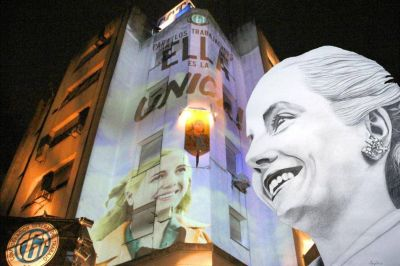 La CGT envío formalmente el pedido de beatificación de Evita