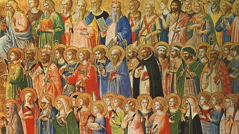 Solemnidad de Todos los Santos, la fiesta del cielo