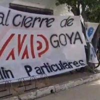 Massalin Particulares insiste en cerrar su planta de Goya y hay angustia en sus trabajadores