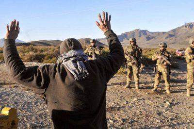 Imputada por espiar y reprimir a los mapuches