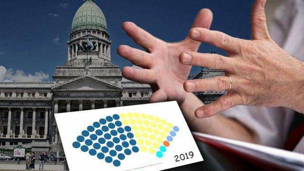 El peronismo pierde fuerza en el nuevo Congreso, que será un test para la unidad albertista