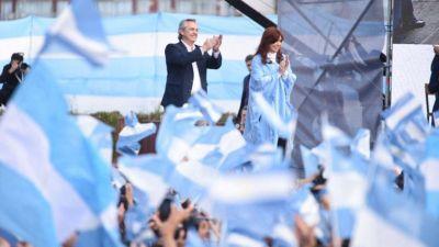 Cristina Kirchner festeja el avance del escrutinio definitivo porque suma a Oscar Parrilli como senador