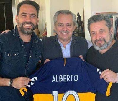 El plan de Alberto Fernández para desbancar al macrismo de Boca