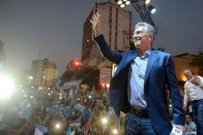 Mauricio Macri, con la voluntad de seguir en la arena